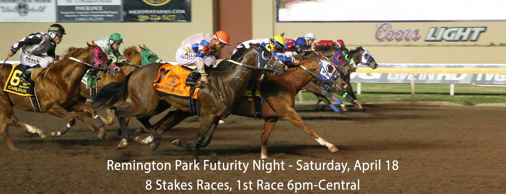 Remington Park Futurity Night